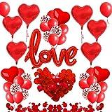Valentinsdag Dekorasjonssett, Valentinsdag Dekorasjon, Romantisk ...