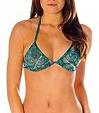 Kiniki Santorini Tan Through Sonnendurchlässiger Bikinitop...