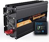 Wechselrichter Reiner Sinus 2500 5000W Spannungswandler 12V 230V...