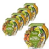 Nabio Veggie Bowl To go 'Чечевичные овощи', органическое готовое блюдо, ...