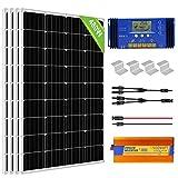 ECO-WORTHY 2 kW·h Solarmodul System mit Wechselrichter 480...