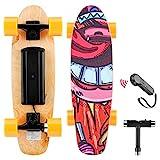 WOOKRAYS elektrisch skateboard, elektrisch skateboard met ...