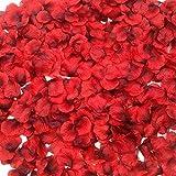 Ventdest rosenblader, 3200 stykker rosenblader, roser ...