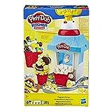 Play-Doh popcornmaskine med 6 dåser Play-Doh plasticine, fra 3 ...