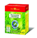 WOLF-Garten - Moosvernichter und Rasendünger - SW 100 - 3,5...