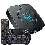 Android Tv Box 10.0, TV Box H616 4 GB RAM 32 GB ROM 2,4 G / ...