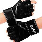 Grebarley Fitness Handschuhe Trainingshandschuhe,Leicht Gewichtheben Ideal zum...
