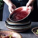 Schotel bord 28 cm porseleinen bord Chinees keramiek ...