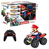Carrera RC Mario Kart - Quad - Remote-controlled children's vehicle for inside & outside - Electric vehicle with sound for children from 6 years & ...