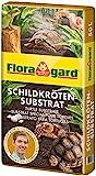 Floragard Schildkrötensubstrat 50l - natürliche Einstreu...