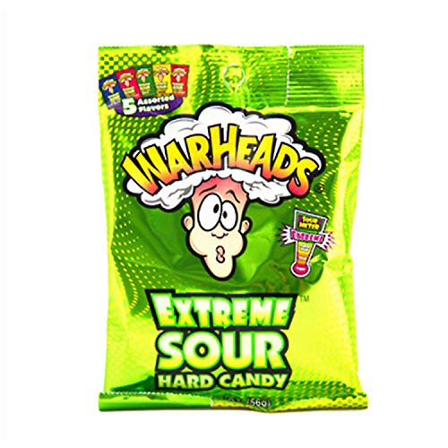 WarHeads Sour Hard Candy aus den USA