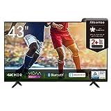 Hisense 43AE7000F 108 см (43 дюйма) телевизор (4K Ultra HD, ...