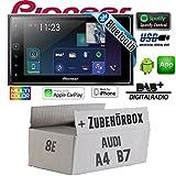 Autoradio Radio Pioneer SPH-DA130DAB - 2-DIN Bluetooth | DAB+ | USB | Apple...