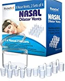 Nasendilatatoren 8x Nasenspreizer Anti-Schnarchmittel...