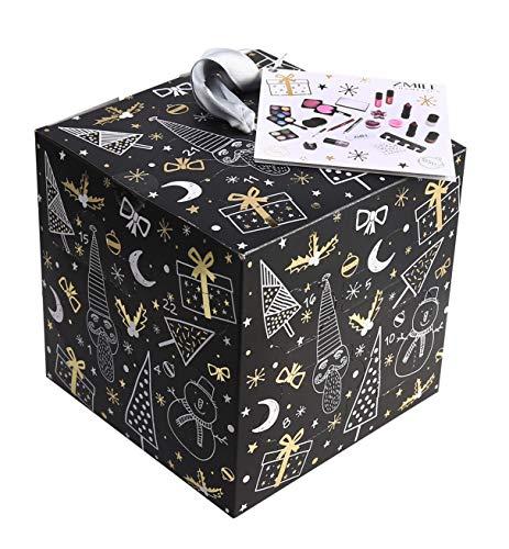 ZMILE Cosmetics Kosmetik-Adventskalender 'Cube' (black)