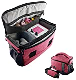 Transport bag for music boxes Music cube with shoulder strap - e.g. suitable for Toniebox and Tigerbox ...