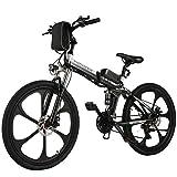 ANCHEER elektrische fiets 26 inch / 20 inch inch e-bike ...