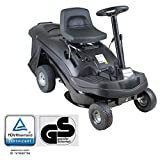 Home Deluxe - Petrol Ride-On Gressklipper - Reaper Black - Motoreffekt: 4,5 kW ...