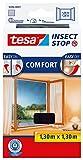 tesa Insect Stop COMFORT vliegenhorvenster -...