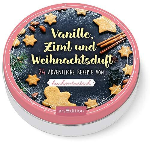 Adventskalender in der Dose: Vanille, Zimt und...