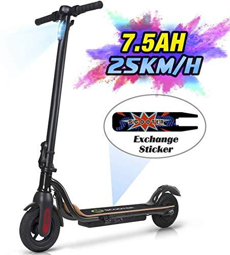 M MEGAWHEELS S10 Elektroroller 250W Erwachsener E-Scooter Klapproller mit 8,0'...