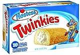 Hostess Twinkies Minicake met roomvullende 10-stukjes