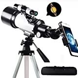 MAZ Telescope Hd Professionals Telescope Telescope Telescope For Children Adults Refractor Astronomy ...
