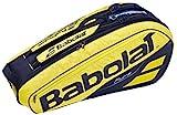 Babolat Tennisschlägertasche X6 Pure Aero schwarz/gelb...