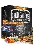 Barbeque adventskalender 2020 I BBQ adventskalender voor ...