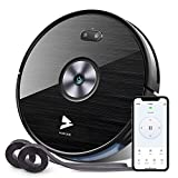 Hosome Robot Vacuum Cleaner WiFi 2000PA Robot Vacuum Cleaner with Wiping Function, App & Alexa Control, ...