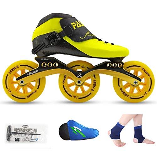 QSs-Ⓡ Rollschuhe, Speed-Skates, Laufschuhe, professionelle Eisschuhe für...