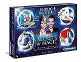 Clementoni 59048.3 Ehrlich Brothers Secrets of Magic,...