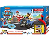 Carrera FIRST PAW PATROL - Track Patrol 2,9 meters 20063031 Car racing track set from 3 years