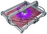 Zestaw do grawerowania laserowego CNC 65x50 cm Frezarka 2-osiowa ...