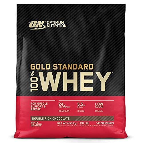 Optimum Nutrition ON Gold Standard Whey Protein Pulver,...
