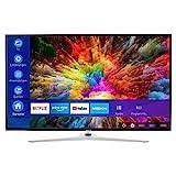 MEDION X14350 108 cm (43 Zoll) UHD Fernseher (Smart-TV, 4K Ultra HD, Dolby...