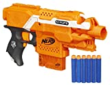 Hasbro A0200EU4 - N-Strike Elite Stryfe semi-automatic toy blaster