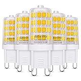 Albrillo 5-pack 3.5W G9 LED-lamp 400 lumen, geen flikkering ...