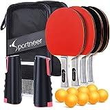Ракетка для настольного тенниса Sportneer, комплект ракеток для настольного тенниса ...