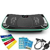 Bluefin Fitness Vibrationsplatte Pro Modell | Verbessertes...