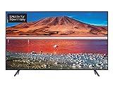 Samsung TU7199 108 cm (43 Zoll) LED Fernseher (Ultra HD, HDR 10+, Triple Tuner,...