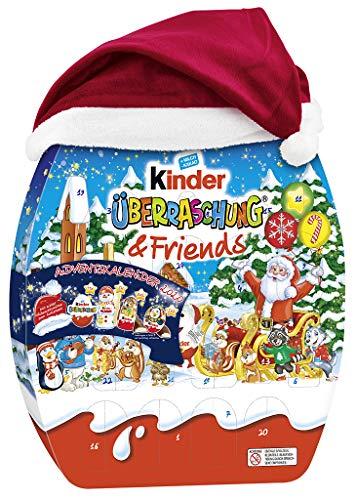 kinder Überraschung und Friends Adventskalender, 1er Pack...