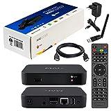 MAG 322 Alkuperäinen Infomir / HB-DIGITAL IPTV SET TOP BOX Multimediasoitin Internet-TV IP-vastaanotin (HEVC H.256) MAG 254 + WLAN -yhteensopiva langaton USB-...