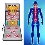 InLoveArts Verwarmde massagemat Massagemat met warmte met ...