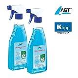 AGT Enteiser: Scheibenenteiser Doppelpack, 2 x 500 ml (Frostschutzmittel)