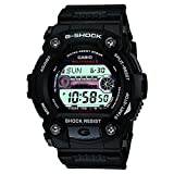 Часы Casio G-Shock на солнечной энергии и радиоуправлении GW-7900-1ER