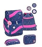 Belmil эргономичный школьный рюкзак-ранец набор из 5 предметов ...