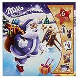 Milka Christmas friends advent calendar 1 x 143g, mix of 7 ...