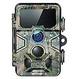 APEMAN wildcamera 20MP 1080P met 16GB SD-kaart, 120 ° ...