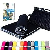 Mikrofaser Handtuch Set - Microfaser Handtücher für Sauna, Fitness, Sport I...